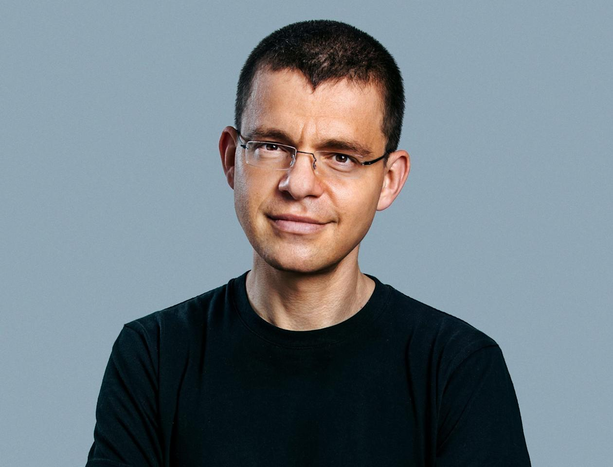 "<p> This photo provided by Affirm shows PayPal co-founder Max Levchin. Levchin thinks the pace of innovation is progressing well, considering the banking industry is the most regulated this side of health care. But he considers the speculation around bitcoin to be ""the elephant in the room."" He also thinks massive computer hacking attacks are threatening to reduce society's trust in technology. (Affirm via AP) </p>"