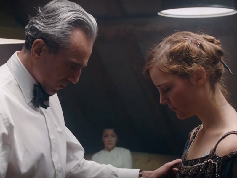 Phantom Thread DDL