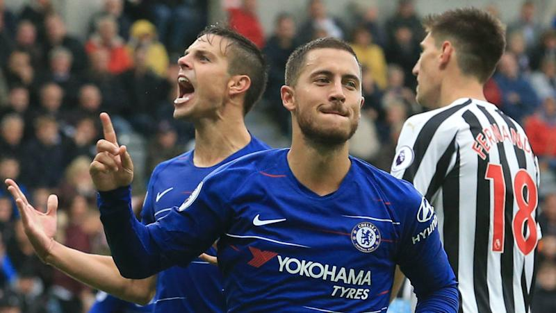 No late move for Hazard as Real Madrid rule out deadline-day signings