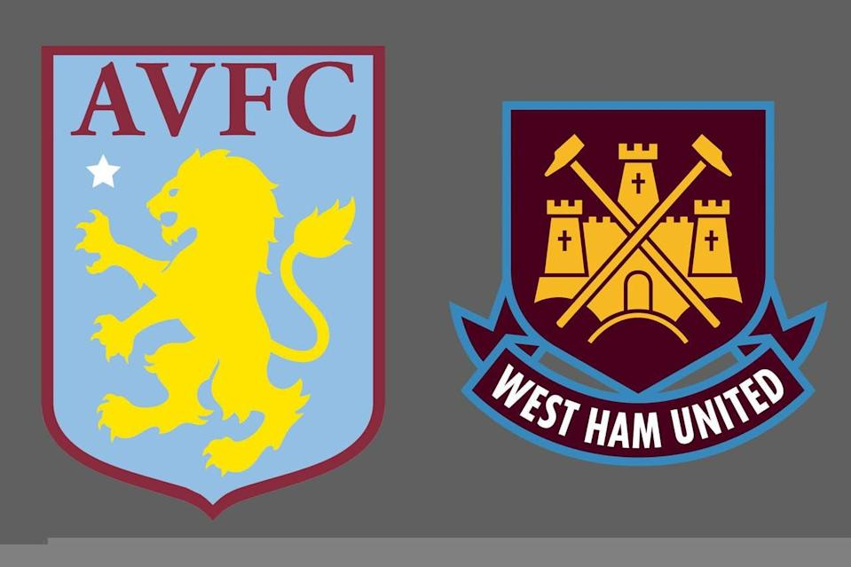 Aston Villa-West Ham United