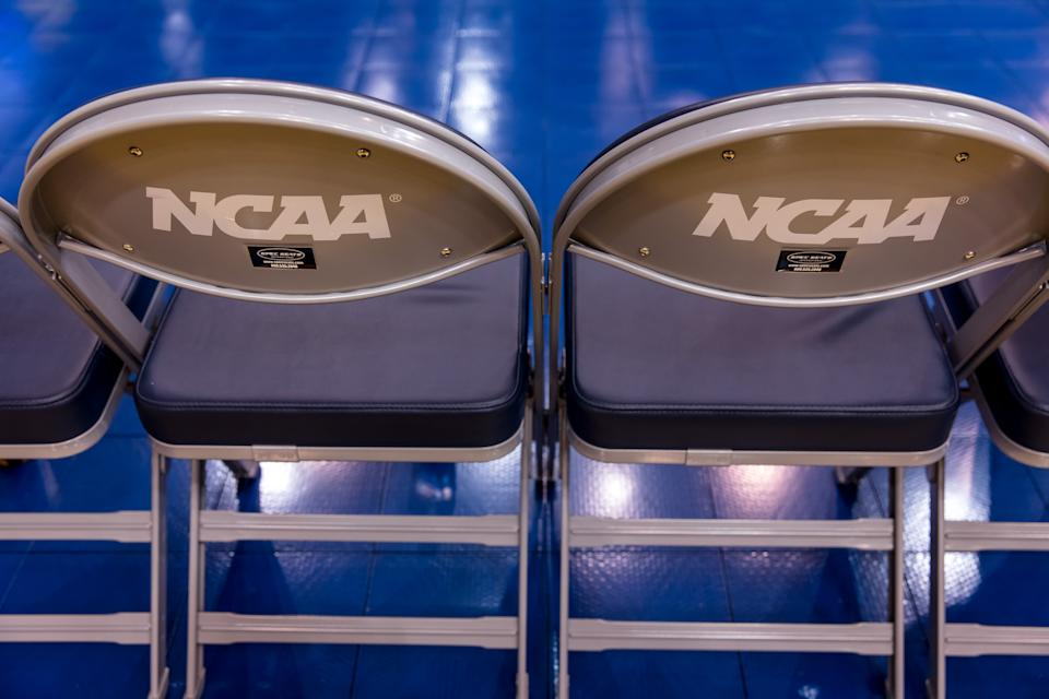The NCAA logo