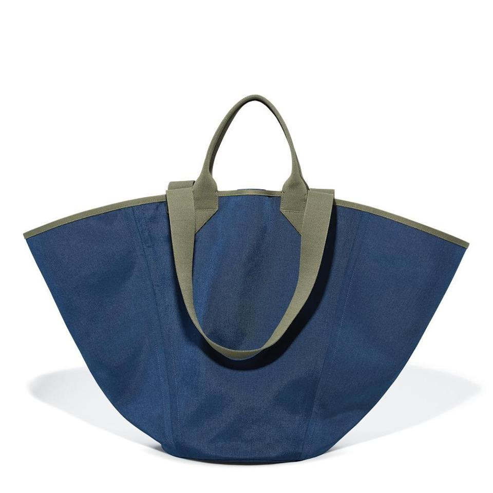 """<p>""""I'm such a fan of the new <span>Rothy's Reversible Tote</span> ($175). I feel like if I do go on any adventures this fall, it's the perfect throw-everything-in-and-go option."""" - Sarah Wasilak, editor, Fashion</p>"""