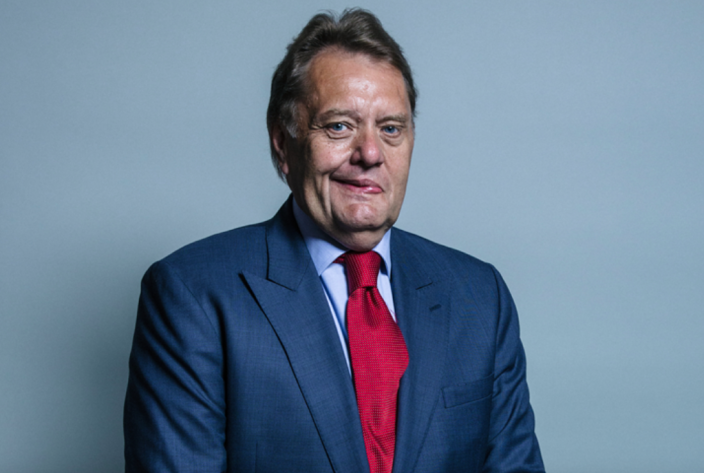 John Hayes disclosed the data as he supported the Government's Terrorist Offenders (Restriction of Early Release) Bill. (Parliament.uk)