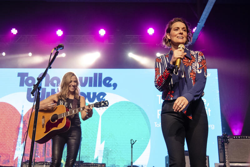 To Nashville, With Love Benefit Concert