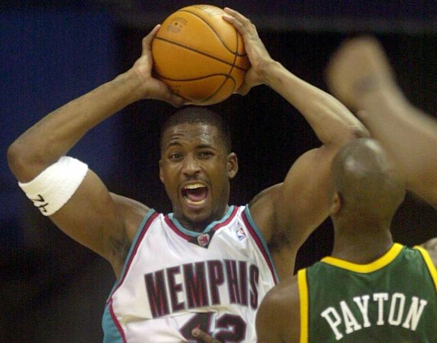Police have reportedly arrested the ex-wife of slain former NBA player Lorenzen Wright. (AP)