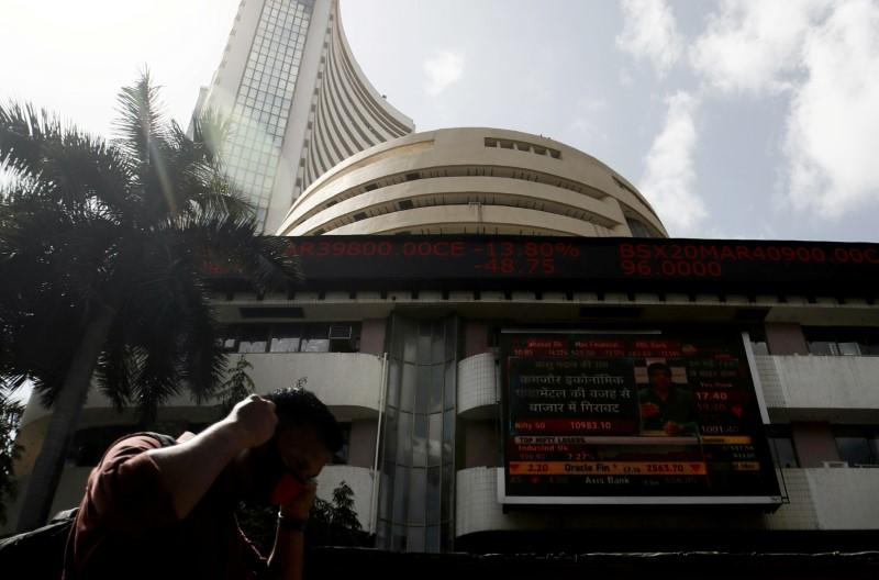 Sensex, Nifty end over 2% higher after Beijing contains virus outbreak