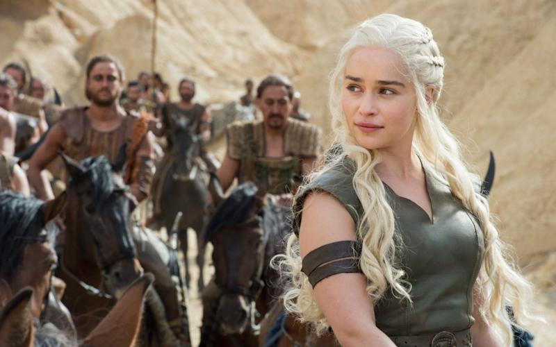Game of Thrones was allegedly targeted by an Iranian hacker, who wanted $6m to prevent the release of script secrets - Television Stills