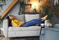 "<p>That brings us to our final piece of advice, which is all about napping. Here's the thing: if you're not getting enough sleep (or you're not sleeping soundly), it's OK to take a nap. But you have to do it the right way. ""A nap should only last around 20 minutes,"" Dr. Dasgupta said. Why, you ask? Well, sleeping and napping aren't one and the same.</p> <p>You want to fall into the deeper stages of sleep during the night, but when you're napping, you need to remain in the lighter stages to ensure you wake up feeling refreshed instead of tired and sluggish. ""If you nap for an hour, that's not a nap, that's sleep,"" Dr. Dasgupta explained. ""That's why many people don't feel refreshed after a nap. Twenty minutes guarantees you'll be in those lighter stages of sleep, but it will still be refreshing.""</p>"