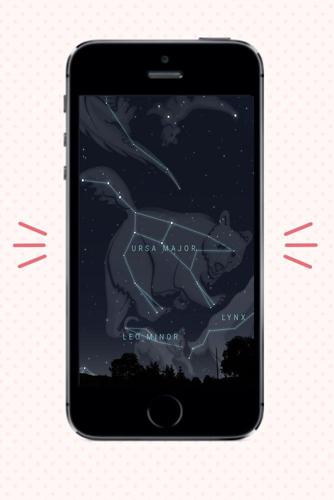 """<p>This five-star planetarium app for iOs and Android lets you point your phone at the sky to quickly identify stars, constellations, planets, comets, satellites, and other objects in real time. Serious stargazers can upgrade to the Plus version for features that control telescopes and bells and whistles.</p><p><strong>Cost:</strong> Free for <a href=""""https://play.google.com/store/apps/details?id=com.noctuasoftware.stellarium_free&hl=en_US&gl=US"""" rel=""""nofollow noopener"""" target=""""_blank"""" data-ylk=""""slk:Android"""" class=""""link rapid-noclick-resp"""">Android</a></p>"""