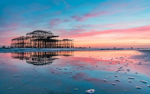 West Pier - Credit: This content is subject to copyright./Andrew Small / EyeEm