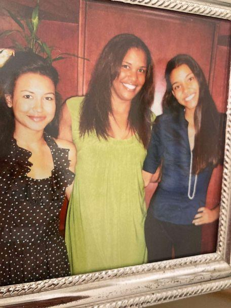 PHOTO: Naya Rivera poses with her mother Yolanda and sister Nickayla in an undated family photo. (Family photo)