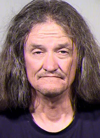 Gary Michael Moran is seen in an undated picture from the Maricopa County Sheriff's Office in Phoenix