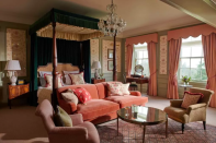 """<p>Arguably the most famous hotel in rural Scotland, the reputation of the <a href=""""https://go.redirectingat.com?id=127X1599956&url=https%3A%2F%2Fwww.booking.com%2Fhotel%2Fgb%2Fthe-gleneagles.en-gb.html%3Faid%3D2070929%26label%3Dromantic-hotels-scotland&sref=https%3A%2F%2Fwww.redonline.co.uk%2Ftravel%2Finspiration%2Fg34727727%2Fromantic-hotels-scotland%2F"""" rel=""""nofollow noopener"""" target=""""_blank"""" data-ylk=""""slk:Gleneagles Hotel"""" class=""""link rapid-noclick-resp"""">Gleneagles Hotel</a> will romance you long before you reach the actual property. </p><p>Established in 1924, this prestigious resort in the heart of Scotland, is set within 850 acres and offers three championship golf courses and an ESPA spa, along with a falconry school - so there's plenty to keep you both entertained.</p><p>As well as a wide range of activities, including off-road driving and horse-riding, couples can enjoy alone time in the elegant rooms and luxurious suites, which sit regally upon the upper floors. They embody an olde worlde charm while embracing a modern country-luxe atmosphere. </p><p>In the mornings, the Gleneagles Hotel serves a full Scottish breakfast and in the evening there are four fine dining restaurants to choose from. Enjoy ever-changing but always inventive menus at the Michelin-starred Andrew Fairlie restaurant, or take your pick of the Birnam Brasserie, the formal Strathearn, and the lively Dormy Bar and Grill.</p><p><a class=""""link rapid-noclick-resp"""" href=""""https://go.redirectingat.com?id=127X1599956&url=https%3A%2F%2Fwww.booking.com%2Fhotel%2Fgb%2Fthe-gleneagles.en-gb.html%3Faid%3D2070929%26label%3Dromantic-hotels-scotland&sref=https%3A%2F%2Fwww.redonline.co.uk%2Ftravel%2Finspiration%2Fg34727727%2Fromantic-hotels-scotland%2F"""" rel=""""nofollow noopener"""" target=""""_blank"""" data-ylk=""""slk:CHECK AVAILABILITY"""">CHECK AVAILABILITY</a></p>"""