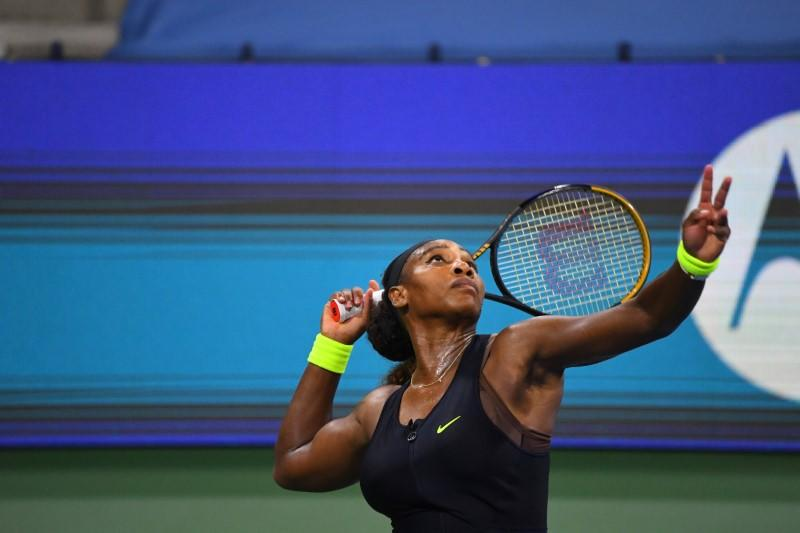 Serena's pursuit of number 24 follows lacklustre tune-up