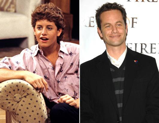 "The show catapulted Kirk Cameron, who played troublemaker Mike Seaver, to teen heartthrob status. At 17, Cameron became a devout Christian and began to take issue with plot lines he considered inappropriate. After the series, he left Hollywood to work on Christian-themed films, including 2008's ""Fireproof."" Now 40, Cameron, a dad of six, is married to his TV love interest, Chelsea Noble"