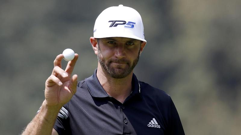 DJ snares the lead at WGC Mexico