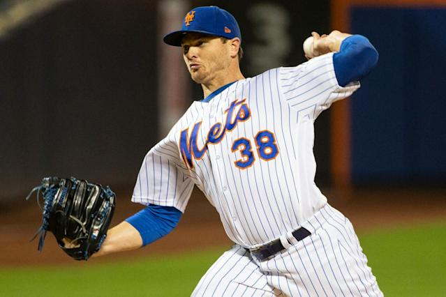 How Justin Wilson went from forgotten to Mets savior