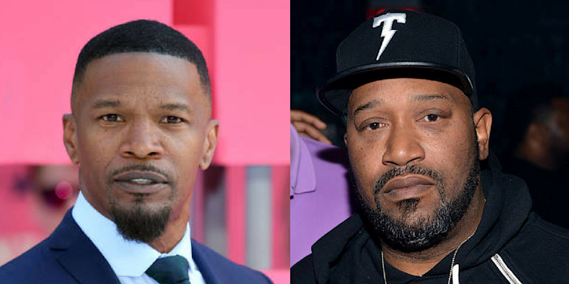 Bun B is organizing a telethon to raise money for Harvey victims, hosted by Jamie Foxx and other celebs. (Getty Images/HuffPost)