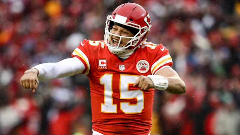 Chiefs star Mahomes graces Madden 20 cover