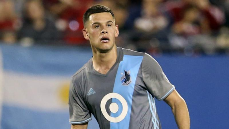 Christian Ramirez MLS Minnesota United 04082017