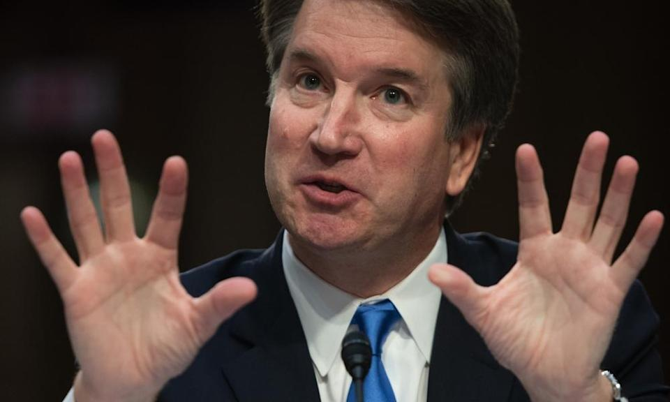 Brett Kavanaugh is facing a second allegation of sexual misconduct from his youth