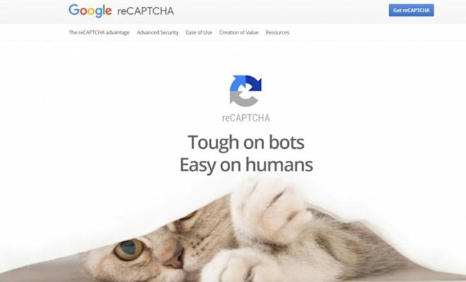 Google, reCAPTCHA, Captcha reCaptcha, robot, anti-bot, security, online security