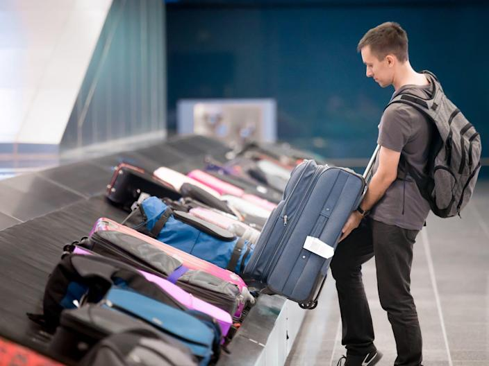travel airport luggage baggage