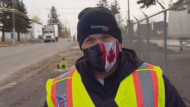 Brock Penner, business agent of Teamster Local Union 987, says strike action against Coca-Cola Canada Bottling Ltd. in Calgary was taken as a last resort.
