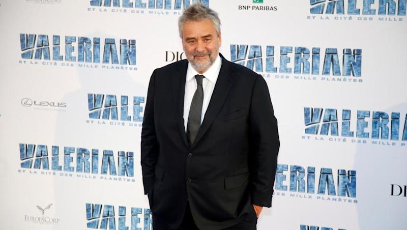 """French """"Transporter"""" director Luc Besson seeking US dollars to rescue studio"""