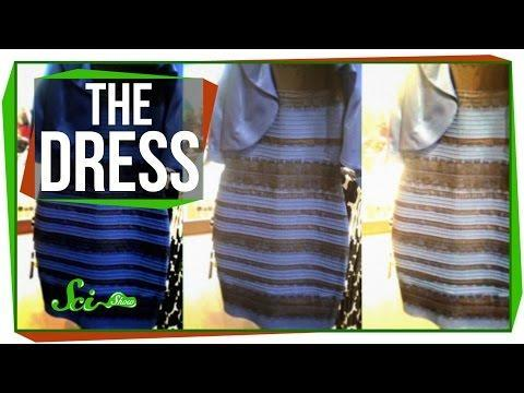 """<p>In February of 2015, <a href=""""https://slate.com/technology/2017/04/heres-why-people-saw-the-dress-differently.html"""" rel=""""nofollow noopener"""" target=""""_blank"""" data-ylk=""""slk:a single dress broke the internet"""" class=""""link rapid-noclick-resp"""">a single dress broke the internet</a>, tore families apart, and had people feuding about what its true color(s) were. Some people saw a white and gold dress while others (the correct ones) saw a black and blue one.</p><p><a href=""""https://www.youtube.com/watch?v=jexnhNfOzHg"""" rel=""""nofollow noopener"""" target=""""_blank"""" data-ylk=""""slk:See the original post on Youtube"""" class=""""link rapid-noclick-resp"""">See the original post on Youtube</a></p>"""