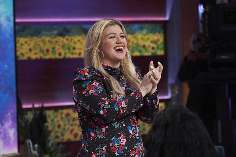 THE KELLY CLARKSON SHOW -- Episode 3030 -- Pictured: Kelly Clarkson -- (Photo by: Adam Christensen /NBCUniversal/NBCU Photo Bank/NBCUniversal via Getty Images)