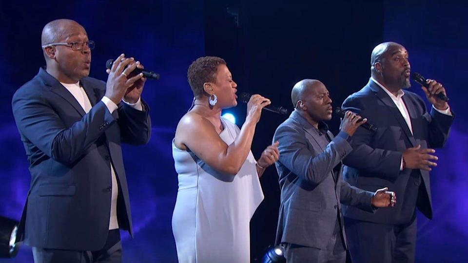 Americas Got Talent judges blown away by incredible 13