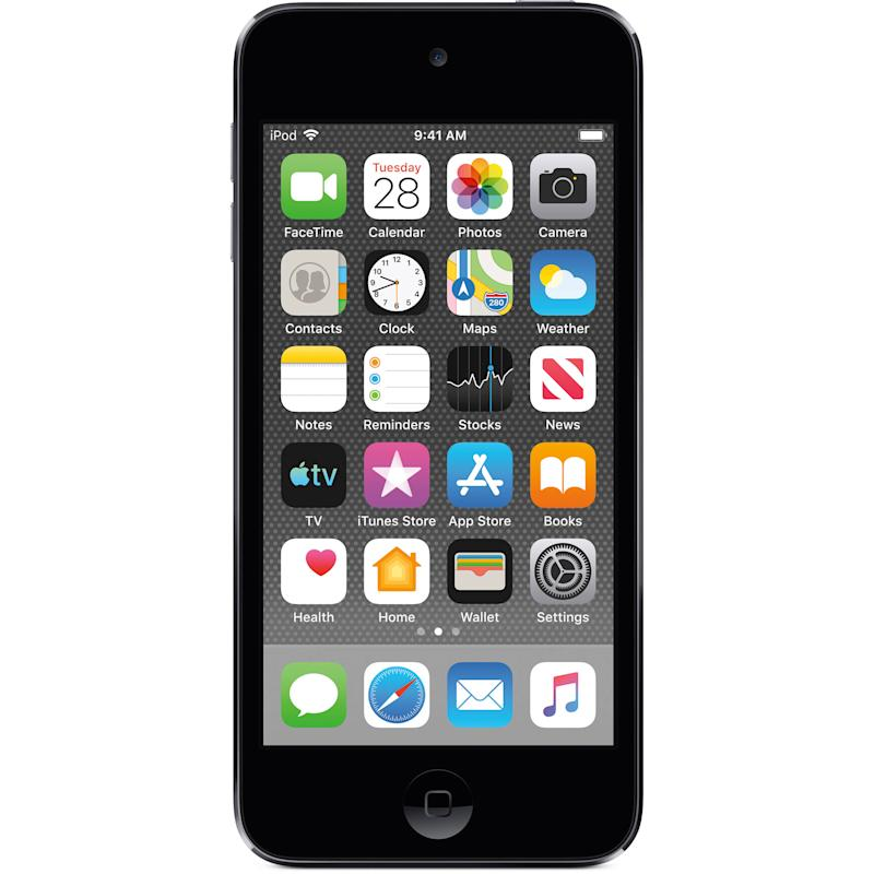 Apple iPod Touch 7th Generation 256GB. Image via The Source.