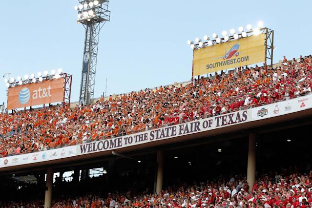 Red River Rivalry will stay at Cotton Bowl in Dallas through 2025