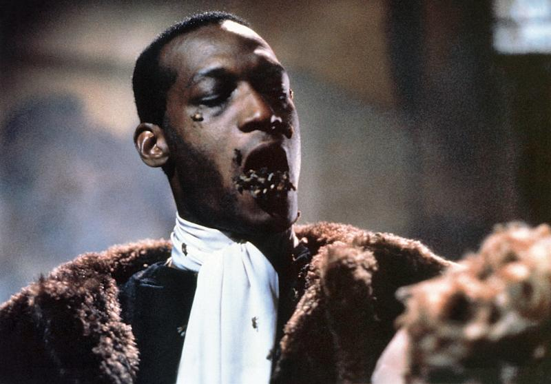 CANDYMAN, Tony Todd, 1992. TriStar Pictures/courtesy Everett Collection