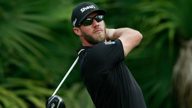Canadian Graham DeLaet went on a stunning run at the US PGA Championship, including almost producing a hole-in-one.