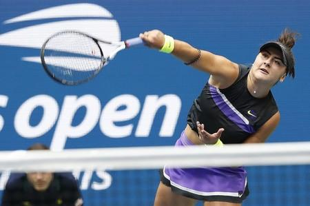 Bianca survives China Open scare to reach round two AFP, Beijing