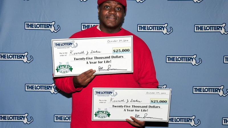 Man Doubles His Luck to Win Same Lottery Twice