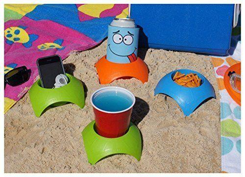 "Get these Turtleback Sand Coasters <a href=""https://www.amazon.com/Vacation-Accessory-Turtleback-Coaster-Assorted/dp/B00JJAA5YS/ref=sr_1_5?ie=UTF8&qid=1520950586&sr=8-5&keywords=beach+accessories"" target=""_blank"">here</a>."