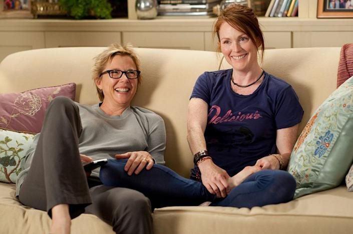 Image: Annette Bening and Julianne Moore  (Focus Features)