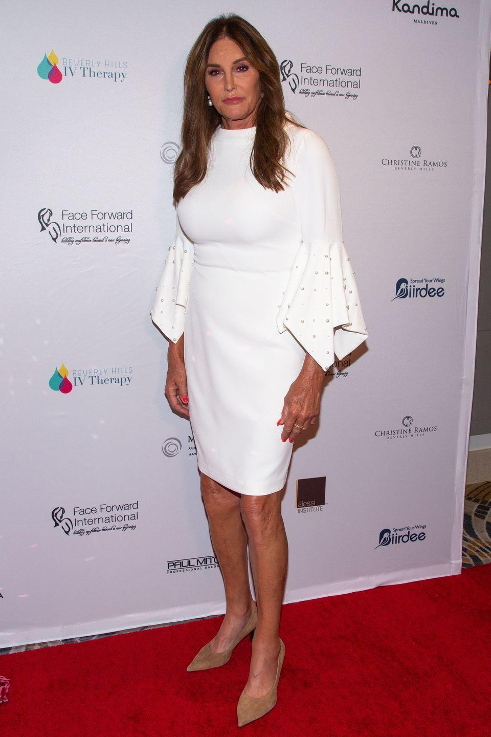 """<p>It might surprise some to learn that Caitlyn Jenner is<a href=""""https://www.celebritynetworth.com/richest-athletes/olympians/caitlyn-jenner-net-worth/"""" rel=""""nofollow noopener"""" target=""""_blank"""" data-ylk=""""slk:the third wealthiest Kardashian-Jenner"""" class=""""link rapid-noclick-resp""""> the third wealthiest Kardashian-Jenner</a>. Aside from her appearances on <em>Keeping Up With the Kardashians</em>, and her own short-lived show, <em>I Am Cait</em>, she also published a memoir,<em>The Secrets of My Life. </em></p><p>On top of that, Caitlyn spends a lot of time on the public speaking circuit and works with various companies. As a former Olympian, Caitlyn was making money long before KUWTK though via endorsements and speeches and appearances. </p>"""