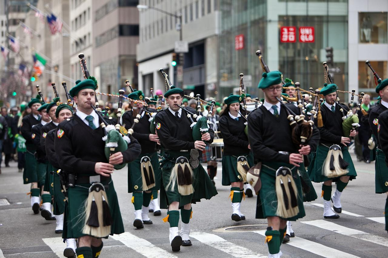 """<p>You might do the same thing on <a href=""""https://www.countryliving.com/life/entertainment/a26622047/st-patricks-day-history/"""">St. Patrick's Day</a> every year: attend the local parade and feast on corned beef and cabbage. But these are just some of the many St. Patrick's Day traditions that make the holiday such a special day. Incorporate some new ideas into your March 17 with this list of traditions that goes beyond your favorite <a href=""""https://www.countryliving.com/food-drinks/g2251/st-patricks-day-recipes/"""">St. Patrick's Day food ideas</a>. </p><p>Whether you're Irish or not, anyone can take part in these fun <a href=""""https://www.countryliving.com/life/g26240477/st-patricks-day-events/"""">St. Patrick's Day events</a>. After all, it seems like the majority of people wearing """"Kiss Me, I'm Irish"""" shirts, aren't actually Irish! In addition to the surge of parades, there are also Irish stepdancing events and traditional Irish music performances that can fill your day. While you can drink all the <a href=""""https://www.countryliving.com/food-drinks/a30795445/how-to-make-green-beer/"""">green beer</a> or <a href=""""https://www.countryliving.com/food-drinks/g26326487/green-cocktails/"""">green cocktails</a> you'd like, having at least one pint of Guinness (poured by a pro, hopefully) is in good form for the day. And if you truly want to celebrate like the Irish, you might want to put on your Sunday best, as it's recognized as a holy day on the Emerald Isle. Kids, adults, and everyone in between can enjoy all the best St. Patrick's Day traditions that this Irish holiday has to offer.</p>"""