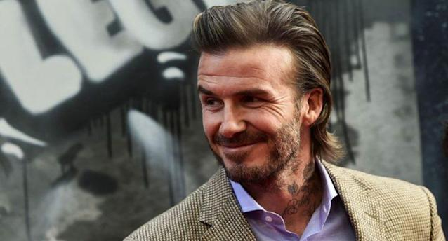 Beckham's MLS expansion dream might finally become a reality. (Reuters)