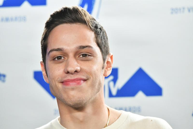 Pete Davidson Responds to Trolls Who Say He Can't Date Ariana Grande Because of His Borderline Personality Disorder