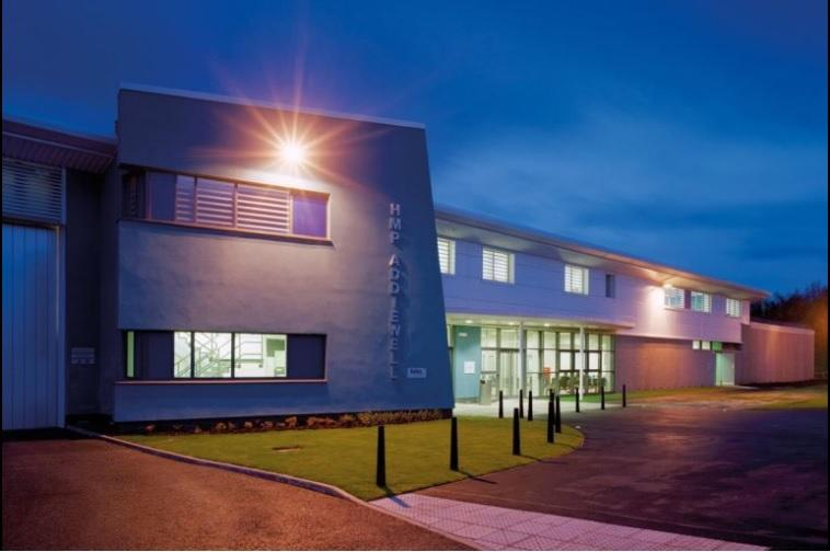 <p>This is a learning prison run by Sodexo Justice Services. Inmates in HM Addiewell are trained 40 hours every week, and build on various job skills that would help in a smooth transitioning into a civilian life at the end of their term. </p>