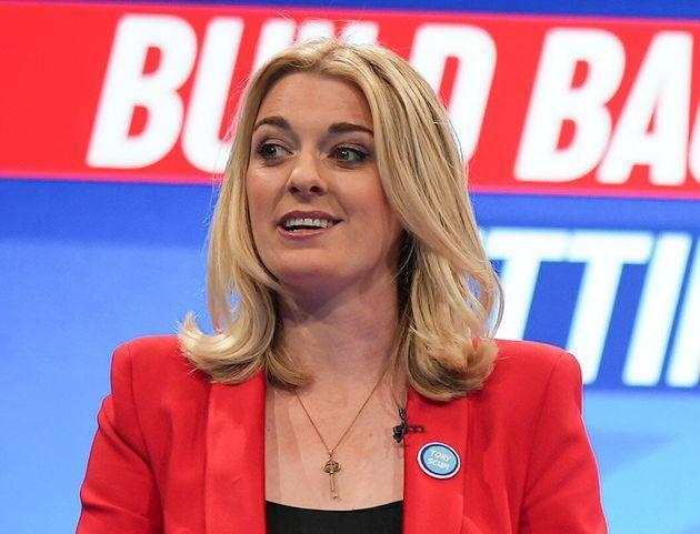Dehenna Davison was elected to parliament in the 2019 general election, representing Bishop Auckland in County Durham. (Photo: Christopher Furlong via Getty Images)