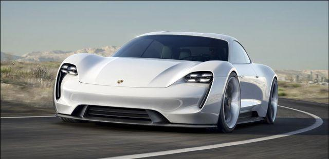 Porsche Mission E variants in the works