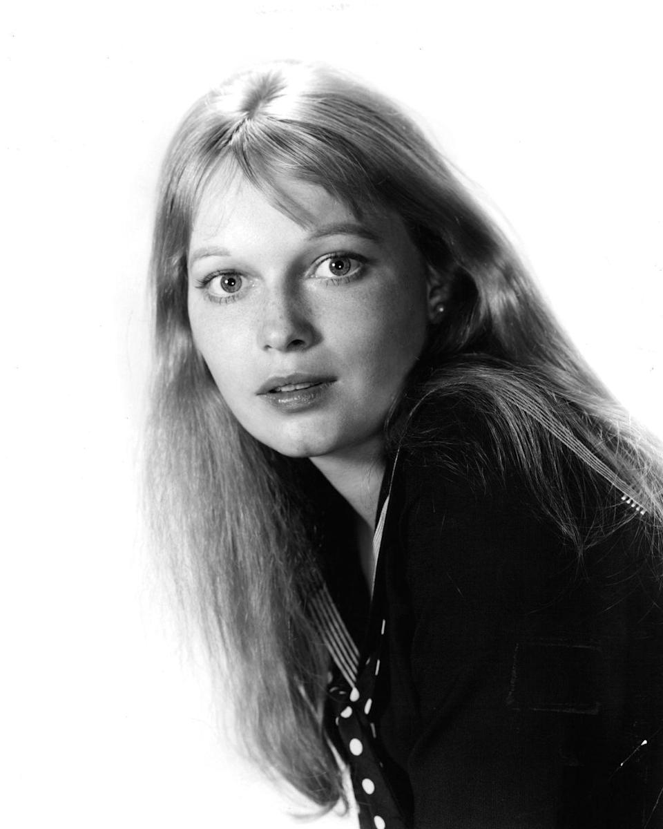 <p>After growing up in the industry—her father was a director and her mother was actress Maureen O'Sullivan—Mia Farrow began acting in minor film roles in 1959. Her first lead role was in Roman Polanski's 1968 film, <em>Rosemary's Baby</em>.</p>