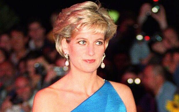 Princess Diana will be used as a role model to teach pupils about tackling mental health issues - Rex Features