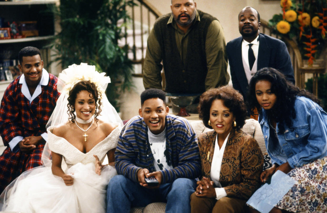 THE FRESH PRINCE OF BEL-AIR --